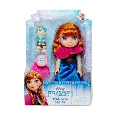 Muñeca pequeña Ana c/Olaf