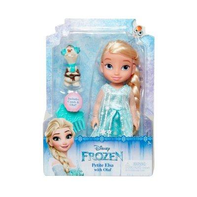 Muñeca pequeña Elsa c/Olaf