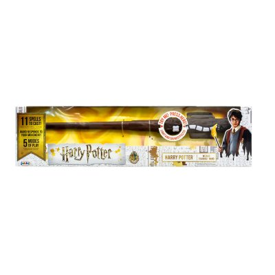 Varita Mágica Harry Potter c/hechizos