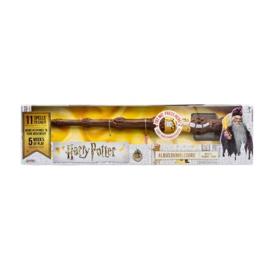 Varita Mágica Dumbledore c/hechizos