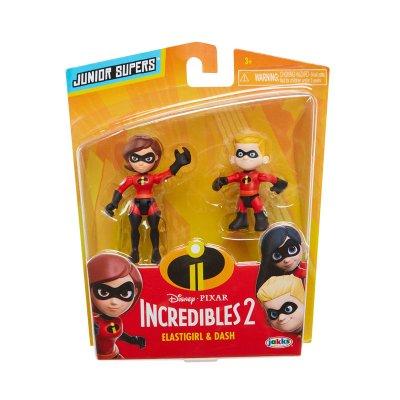 Wholesaler of Figuras de Preescolar Los Increíbles Elastigirl & Dash 7,5cm