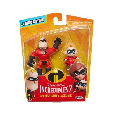 Wholesaler of Figuras de Preescolar Los Increíbles Mr. Increible & Jack-Jack 7,5cm