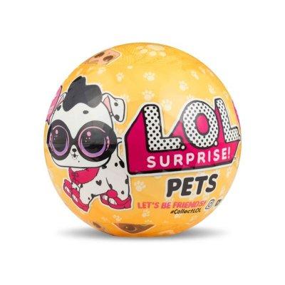 Bolas LOL Surprise Pets c/accesorios serie 3 wave 2