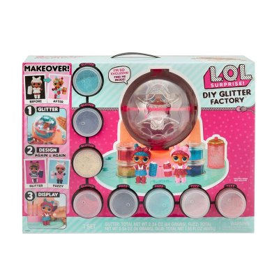 Wholesaler of LOL Surprise DIY Glitter Factory Serie 5