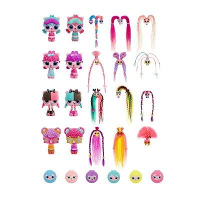 Wholesaler of Figura Sorpresa Pop Pop Hair Surprise