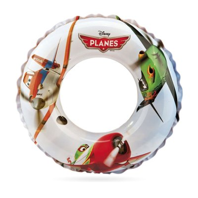 Flotador rueda hinchable piscina Planes Disney