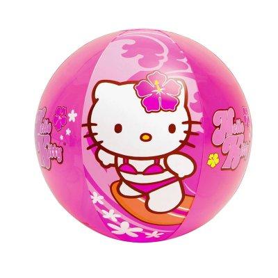 Pelota hinchable playa Hello Kitty