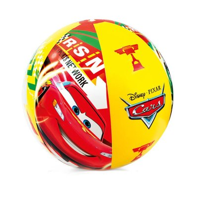 Pelota hinchable playa Cars