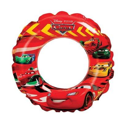 Flotador rueda hinchable piscina Cars