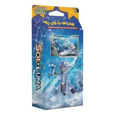 Baraja temática Pokémon Sol y Luna - Marea Luminosa