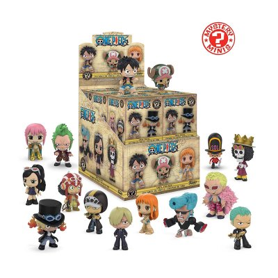 Wholesaler of Funko Mystery Minis One Piece