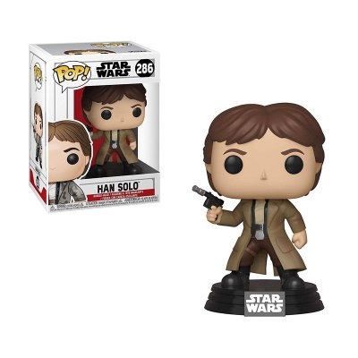 Figura Funko POP! Vynil Bobble 286 Han Solo Star Wars