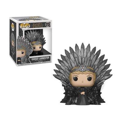 Figura Funko POP! 72 Juego de Tronos Cersei Lannister en Trono de Hierro