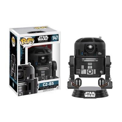 Figura Funko POP! Vynil Bobble 147 Star Wars Rogue One C2-B5