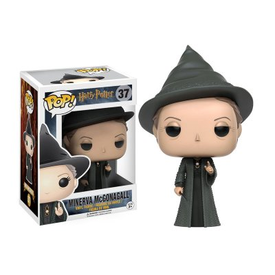 Figura Funko POP! Vinyl 37 Minerva McGonagall Harry Potter