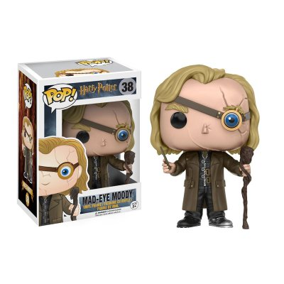 Figura Funko POP! Vinyl 38 Mad-Eye Moody Harry Potter
