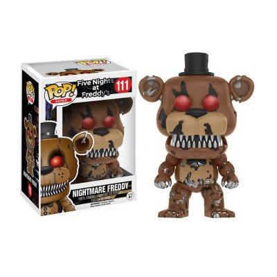Figura Funko POP! Vynil 111 FNAF Nightmare Freddy