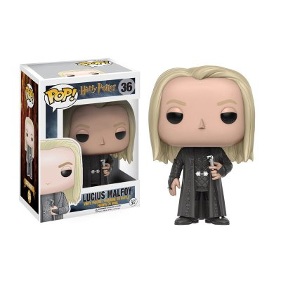 Figura Funko POP! Vinyl 36 Lucius Malfoy Harry Potter