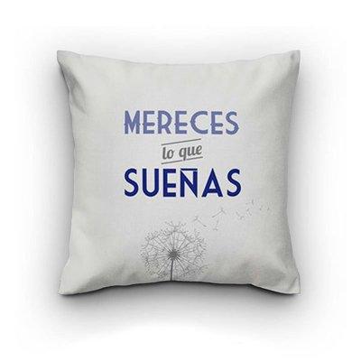 Wholesaler of Funda cojín Mereces lo que sueñas 45x45cm