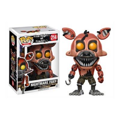Figura Funko POP! Vynil 214 FNAF Nightmare Foxy