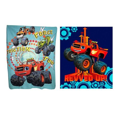 Manta polar Blaze Monster Machines Force Friction Fun