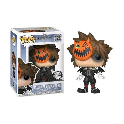 Figura Funko POP! Vynil 328 Halloween Sora Kingdom Hearts (Ed.Limitada)