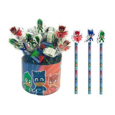 Lápiz con goma PJ Masks