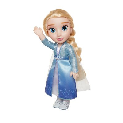 Wholesaler of Muñeca Elsa c/botas Frozen 2 Disney