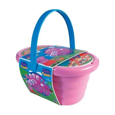 Playset cesta de picnic Peppa Pig