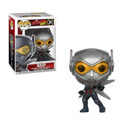 Figura Funko POP! Vynil Bobble 341 Marvel Wasp Ant-Man and the Wasp