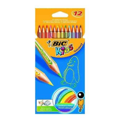 Wholesaler of Caja de 12 Lápices de colores Bic Kids Tropicolors 2