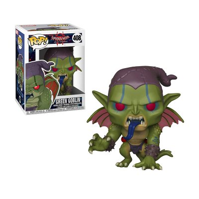Wholesaler of Figura Funko POP! Vynil Bobble 408 Green Goblin Spiderman