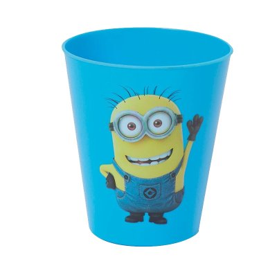 Minions set of 2 250ml plastic cups