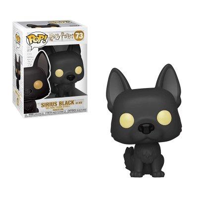 Figura Funko POP! Vinyl 73 Sirius Black como perro Harry Potter