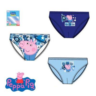 Distribuidor mayorista de Pack 3 slips de niño George (Peppa Pig) 7af0a7522d5