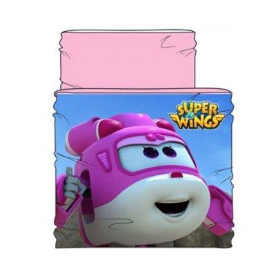 Braga cuello Dizzy Super Wings - rosa