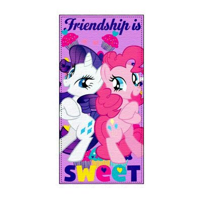 Toalla algodón My Little Pony Friendship