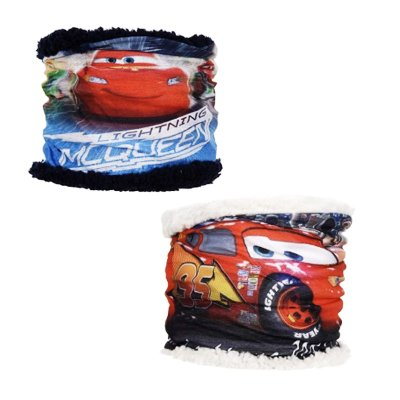 Braga cuello polar Cars Disney 2 modelos