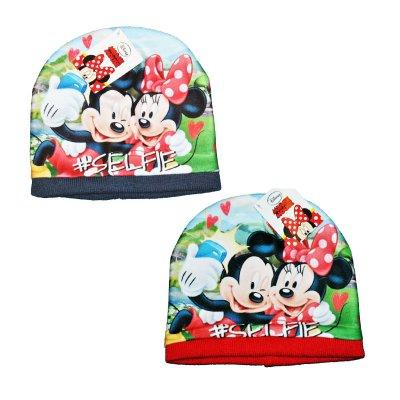 Gorro Mickey y Minnie Mouse 2 colores 52-54cm