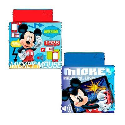 Braga cuello c/mascara Mickey Mouse 2 modelos