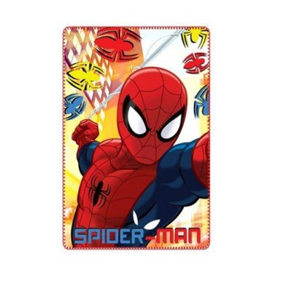 Manta polar Spiderman Marvel 100x150cm