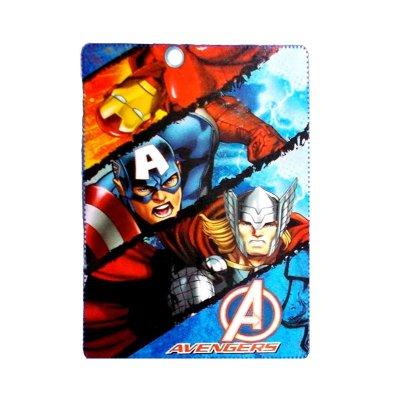 Manta polar Los Vengadores Marvel