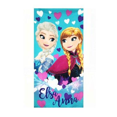 Wholesaler of Toalla microfibra Elsa & Anna Frozen