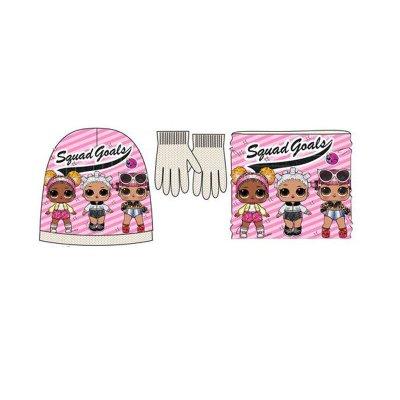 Wholesaler of Set gorro braga guantes LOL Surprise Squad