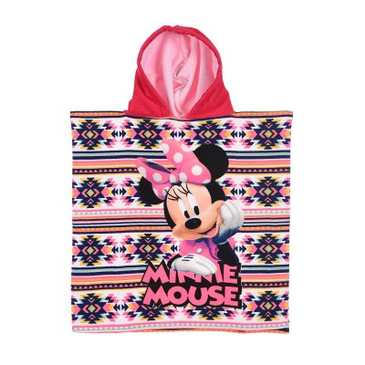 Wholesaler of Poncho toalla con capucha microfibra Minnie Mouse Ethnical