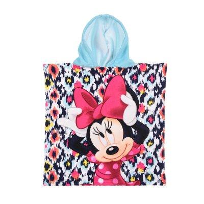 Wholesaler of Poncho toalla con capucha microfibra Minnie Mouse Disney