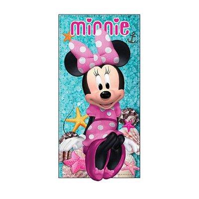 Wholesaler of Toalla microfibra Minnie Summer 70x140cm