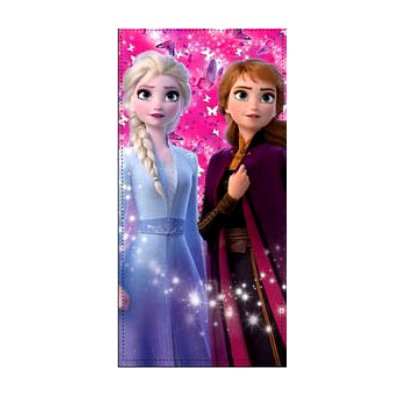 Wholesaler of Toalla microfibra Elsa y Ana Frozen 2 70x140cm