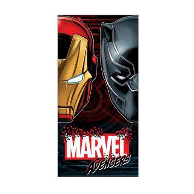 Wholesaler of Toalla microfibra Iron Man & Black Panther Los Vengadores 70x140cm