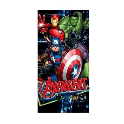 Toalla microfibra Los Vengadores Marvel 70x140cm